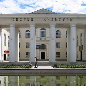 Дворцы и дома культуры Большого Нагаткино