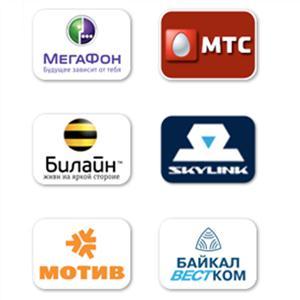 Операторы сотовой связи Большого Нагаткино