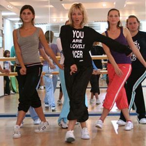 Школы танцев Большого Нагаткино