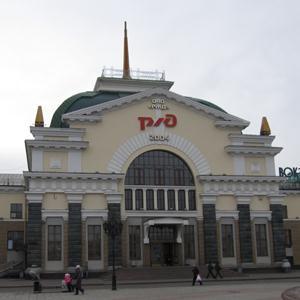 Железнодорожные вокзалы Большого Нагаткино